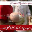 Живо бебе бе извадено на мястото, където падна Еърбъс А 320 в Карачи в Пакистан