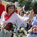 Нинова от Бузлуджа: Българският народ се освободи от страха и апатията