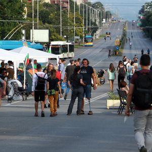 Ден 32: Борисов наредил полицията да не щурмува протеста. Триото не вярва и зове за подкрепление