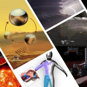 НАСА избира 18 футуристични космически мисии
