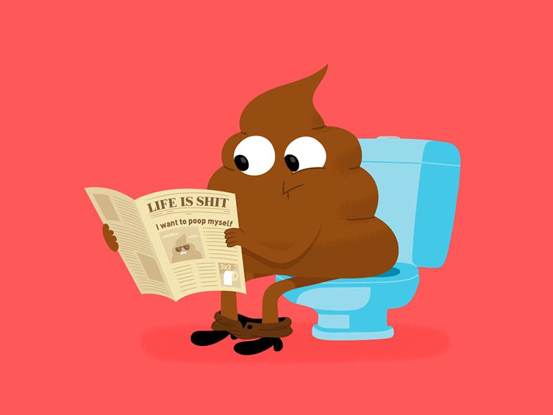 厕所太脏,就把厕所给禁了,那只能随地大小便了