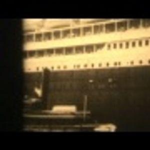 106 години чувано видео: Оригиналниот Титаник пред да тргне на пат
