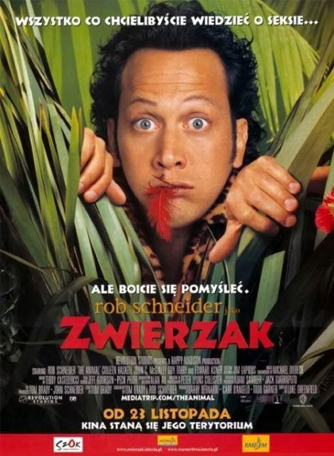 Zwierzak / The Animal (2001) Lektor PL