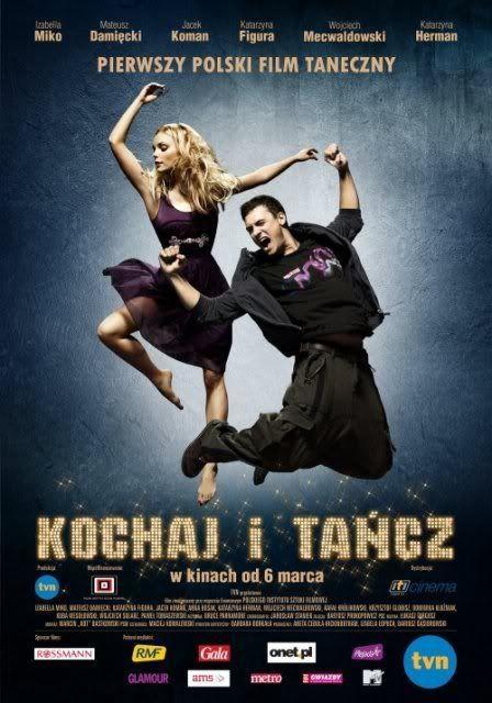 Kochaj i Tańcz (2009) PL DVDRip XviD AC3-HQL [2 Serwery]