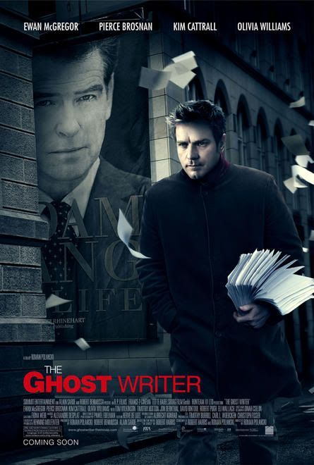 Autor Widmo / The Ghost Writer (2010) Lektor PL DVDRip XviD
