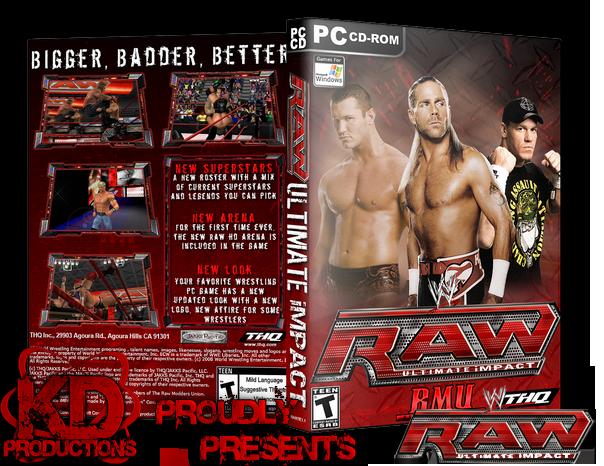 WWE RAW Ultimate Impact 2009