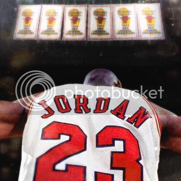 這不是貴古賤今,因為Michael Jordan就真的是籃球之神。
