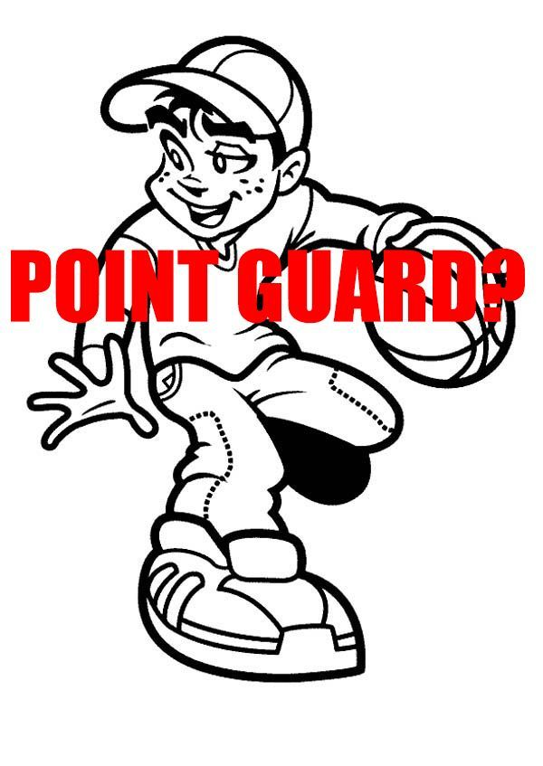 談Point Guard