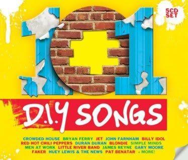 101 D.I.Y. Songs 5CD