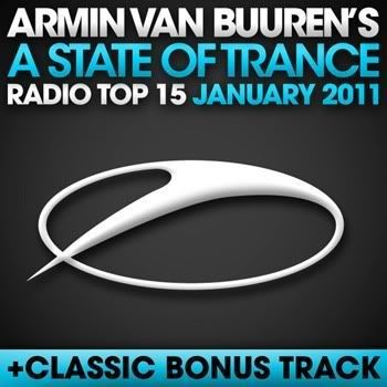 A State Of Trance Radio Top 15 - January 2011
