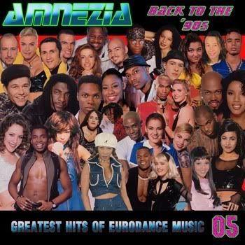Amnezia Back To The 90s Vol. 05