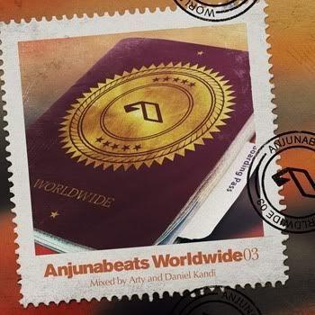 Anjunabeats Worldwide 03 (Mixed By Arty & Daniel Kandi) 2CD