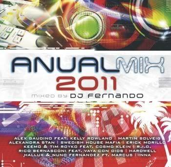Anual Mix 2011 [2CD]