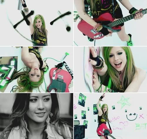 Avril Lavigne - Smile (2011) HD 1080i