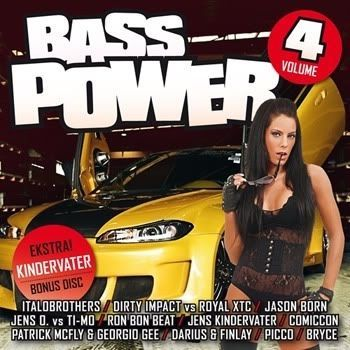 VA - Bass Power 4 [2CD]