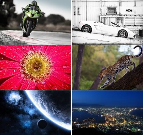 The Best Mixed Wallpapers Pack 208