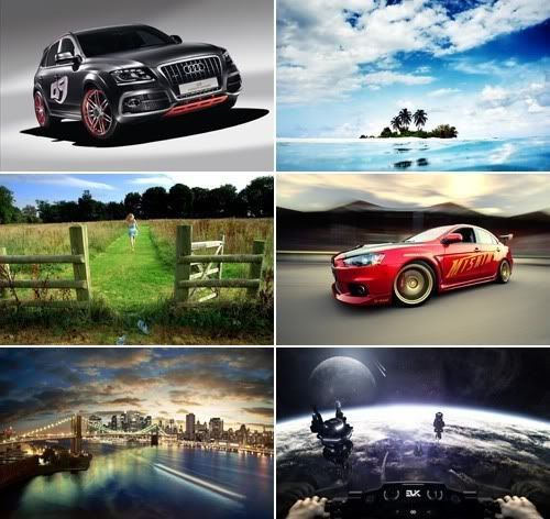 The Best Mixed Wallpapers Pack 255