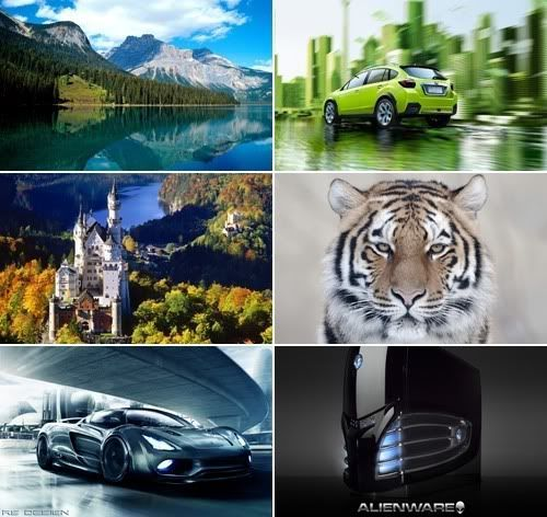 The Best Mixed Wallpapers Pack 262