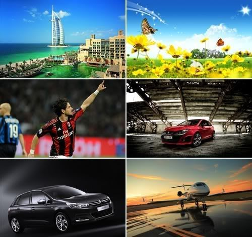 The Best Mixed Wallpapers Pack 267
