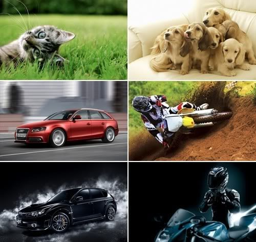 The Best Mixed Wallpapers Pack 278