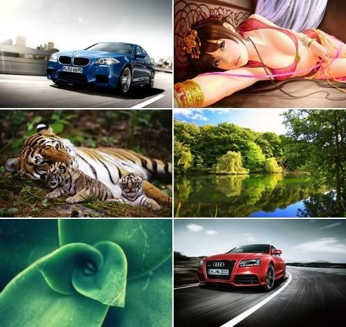 The Best Mixed Wallpapers Pack 282