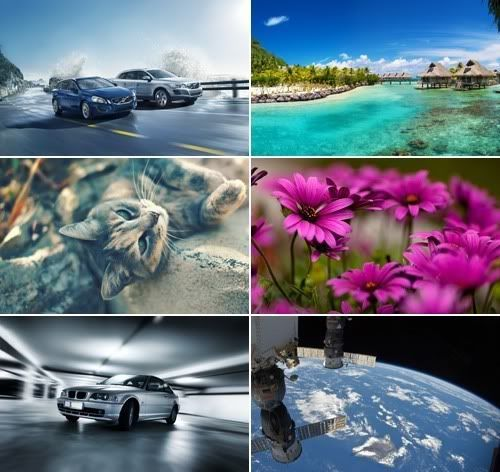 The Best Mixed Wallpapers Pack 296