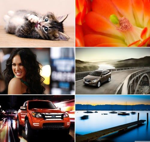 The Best Mixed Wallpapers Pack 322