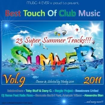 Best Touch Of Club Music Vol 9 (Summer 2011)