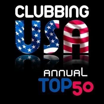 VA - Clubbing USA: Annual Top 50 (Unmixed Tracks)