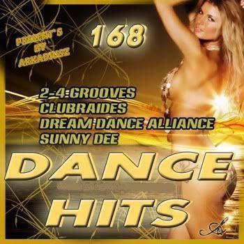Dance Hits vol 168