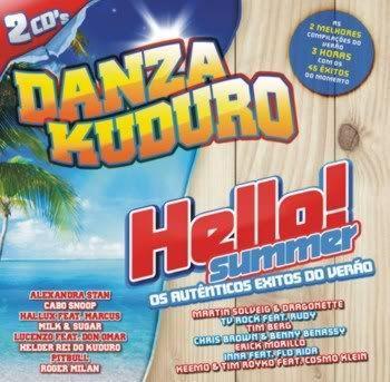 Danza Kuduro - Hello! Summer 2CD