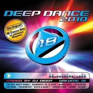 Deep Dance Vol 18 [2CD]