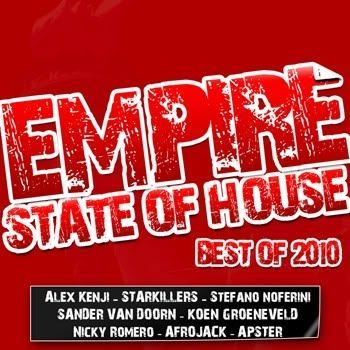 VA - Empire State Of House: Best Of 2010