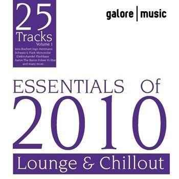VA - Essentials Of 2010 (Lounge & Chillout)