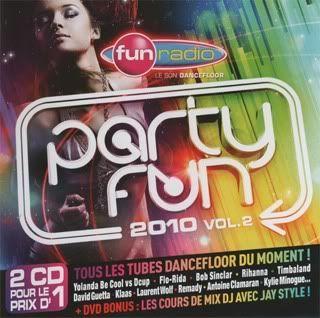 Fun Radio Party Fun 2010 Vol.2 [2CD]