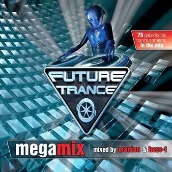 Future Trance Megamix 2CD