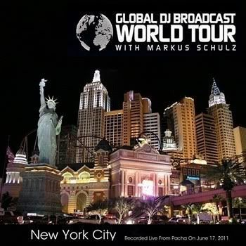 Global DJ Broadcast - World Tour - New York (2011-07-07)