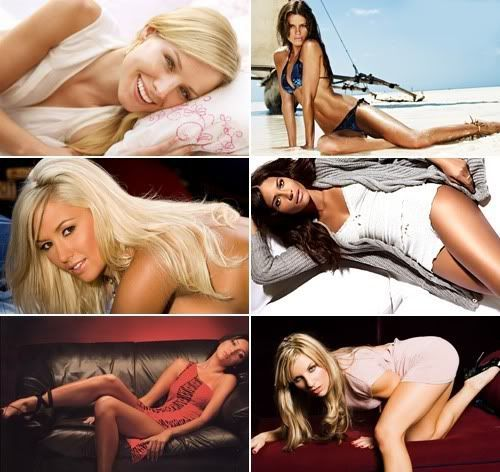 HDR Desktop Girls Wallpapers Pack 184