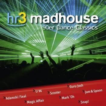 HR3 Madhouse - 90er Dance Classics