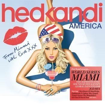 VA - Hed Kandi World Series Miami: America