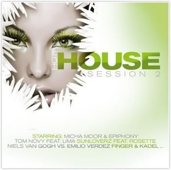 Hot House Session Vol. 2 [2CD]