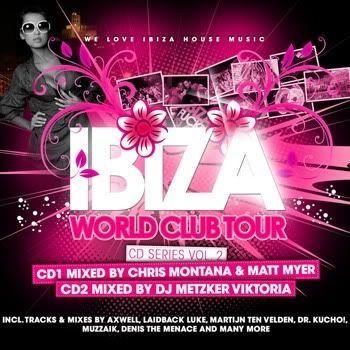 VA - Ibiza World Club Tour CD Series Vol 2 (Worldwide Edition) (Unmixed Tracks)