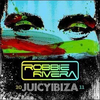 Juicy Ibiza 2011 (Mixed by Robbie Rivera) 2CD
