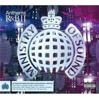 MOS Anthems R And B II 3CD