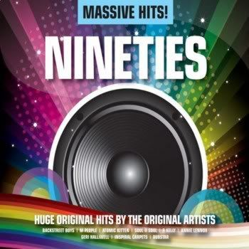 Massive Hits! Nineties 3CD