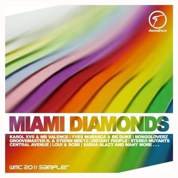 VA - Miami Diamonds (WMC 2011)