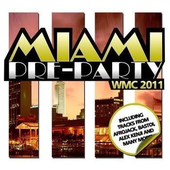 VA - Miami Pre-Party 2011