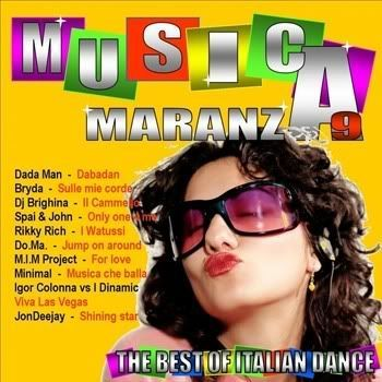 Musica Maranza Vol 9 The Best Of Italian Dance