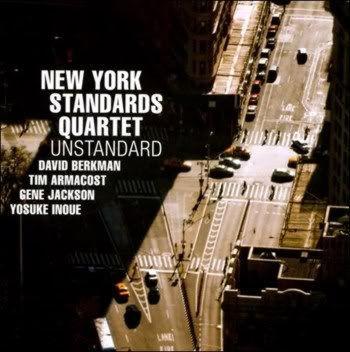 New York Standards Quartet - UnStandard