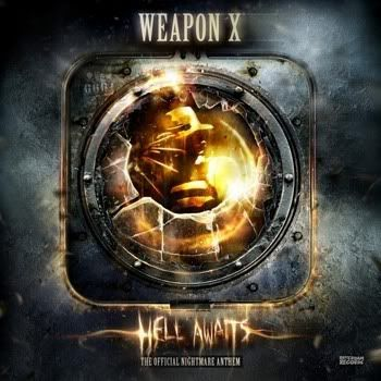 Nightmare: Hell Awaits 2CD